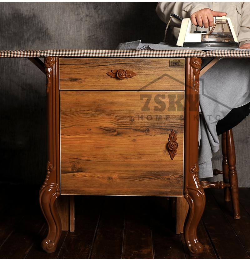 Ironing table Genova antique