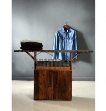 طاولة الكي بني نموذج الصندوق