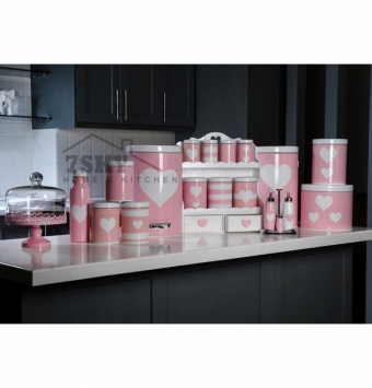 Pink Fantasy kitchen set