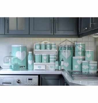 Green Fantasy kitchen set 23 pieces
