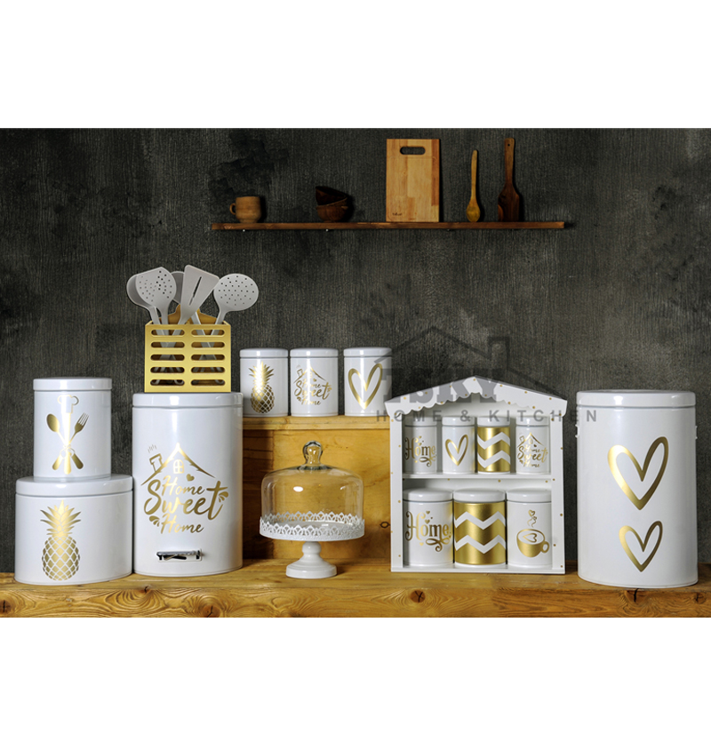 Fantasy kitchen set 17 pieces Pineapple