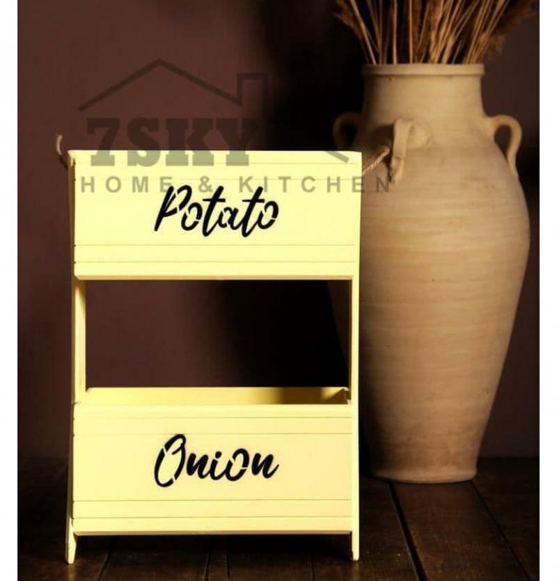 Onion holder 2 floor